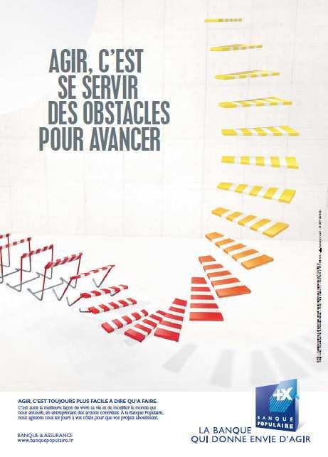 Annonce presse - Banque Populaire