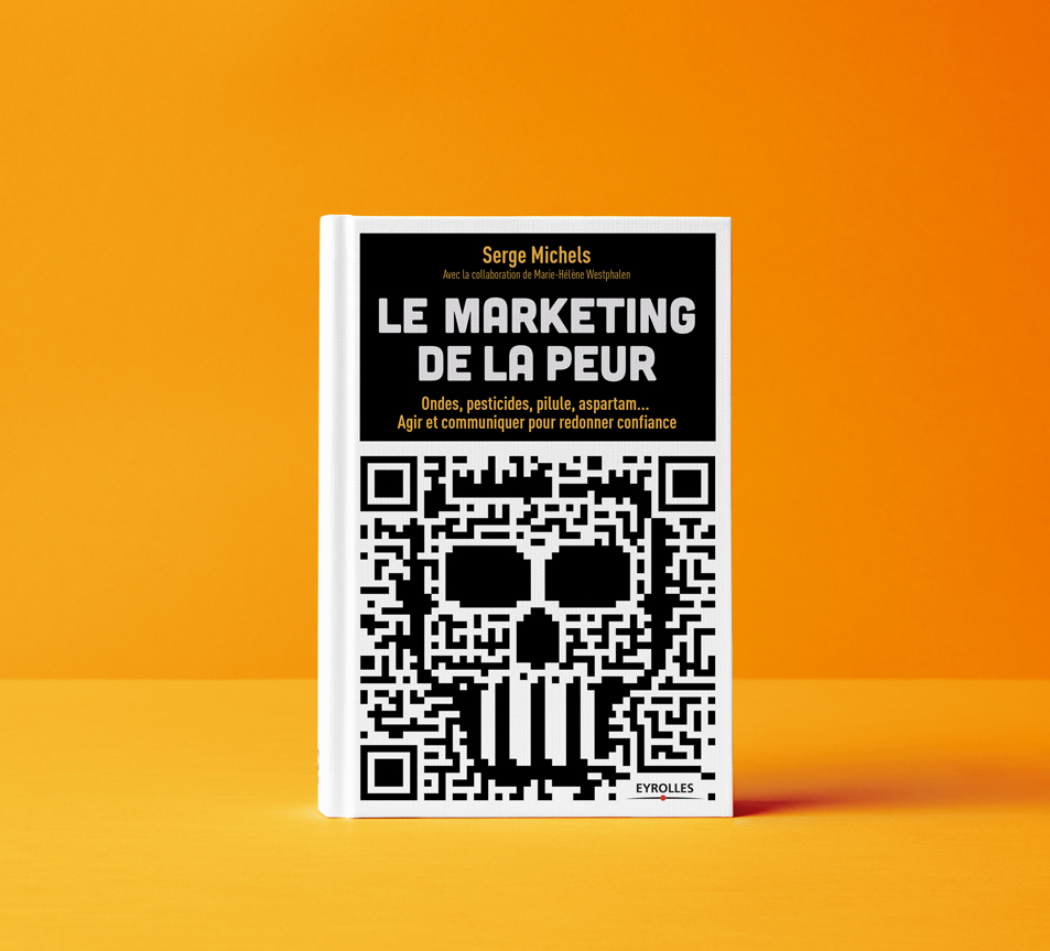 Le marketing de la peur - Couverture refusée