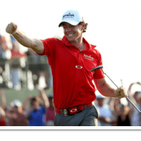 Northern Irish Golfer Rory McIlroy is the Greatest American Hero
