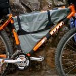 Diy Roll Top Framebag Flaming Bike