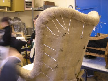 traditional upholstery techniques