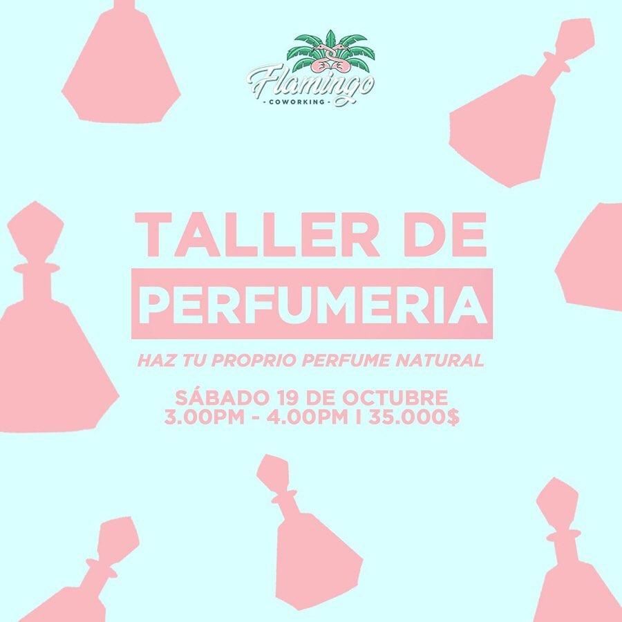 Taller de Perfumeria