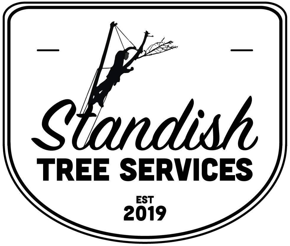 Standish Tree Services Logo