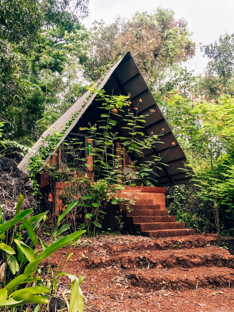 Olaulim backyards stay Goa