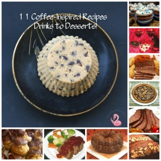 11 Coffee Recipes from Drinks to Desserts   Flamingo Musings