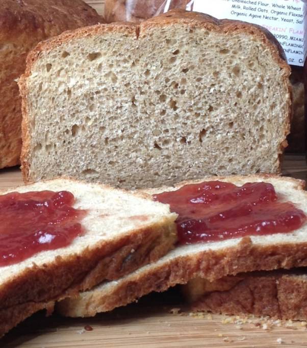 Vegan Multigrain Sandwich Bread | Flamingo Musings