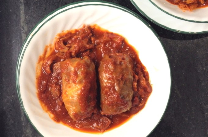 Stuffed Cabbage Rolls | FlamingoMusings.com