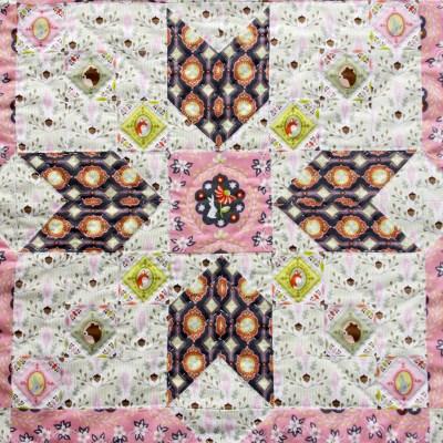 Sweet Woodland Mini Quilt