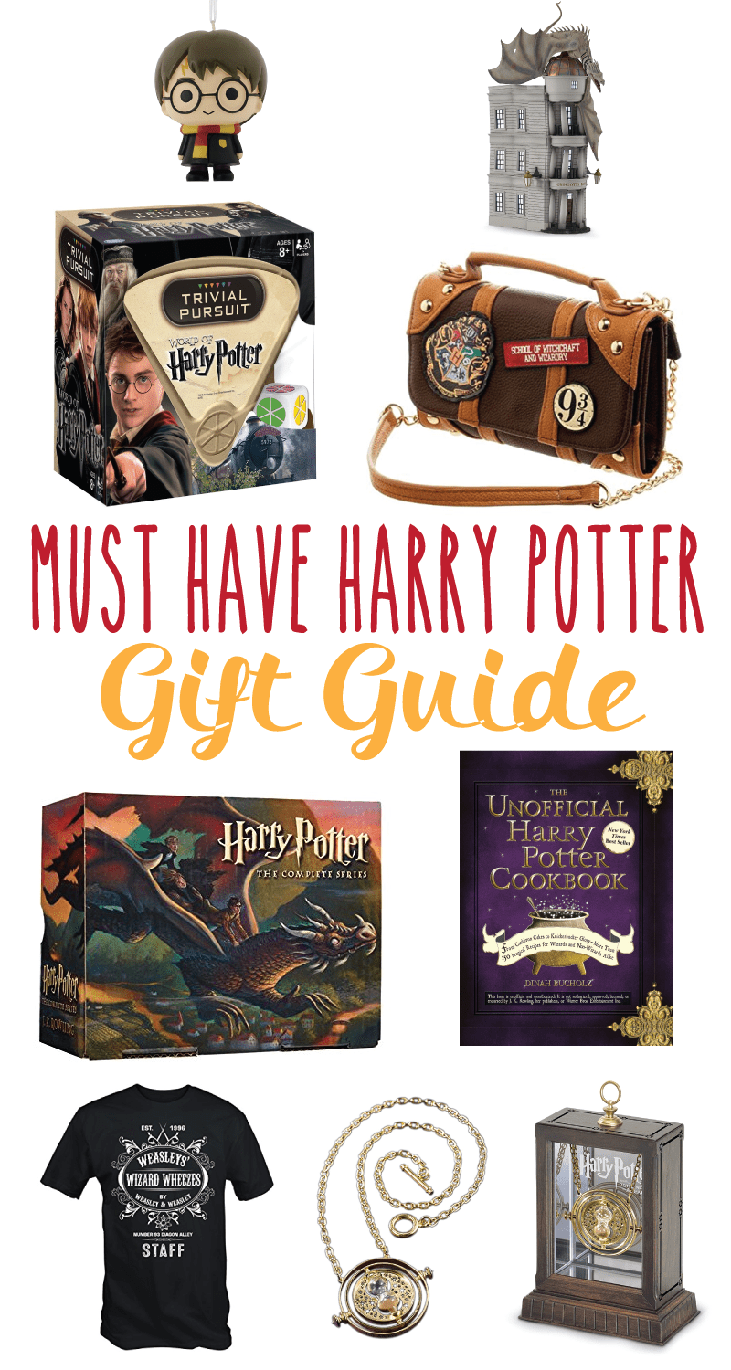 Must Have Harry Potter Gift Guide