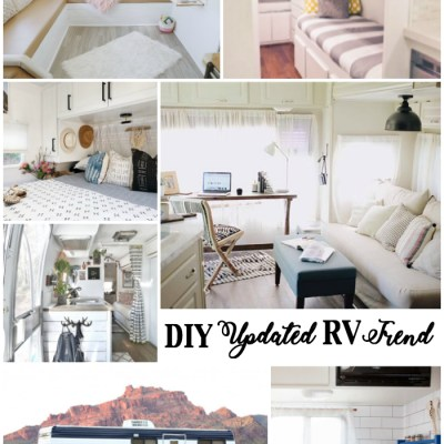 Creative DIY Renovated Campers