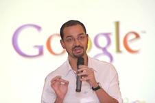Luciano Santos Google