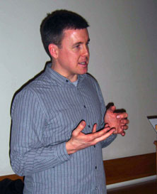 Dr Mark Sullivan