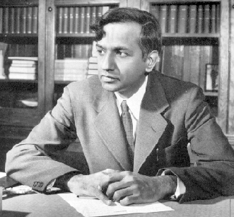 Subrahmanyan Chandrasekhar, who determined the maximum mass of a white dwarf star