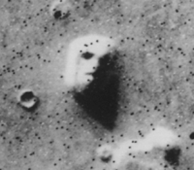 """The """"Face on Mars"""""""