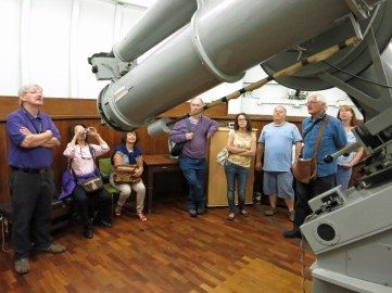 Astrograph Keith describes the project and today's use of the telescope
