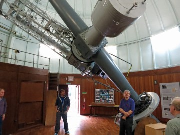 """Yapp 36"""" Reflector Once the largest telescope in the UK"""