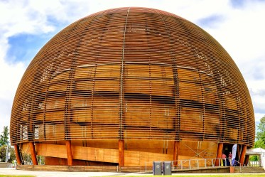CERN Universe of Particles Building
