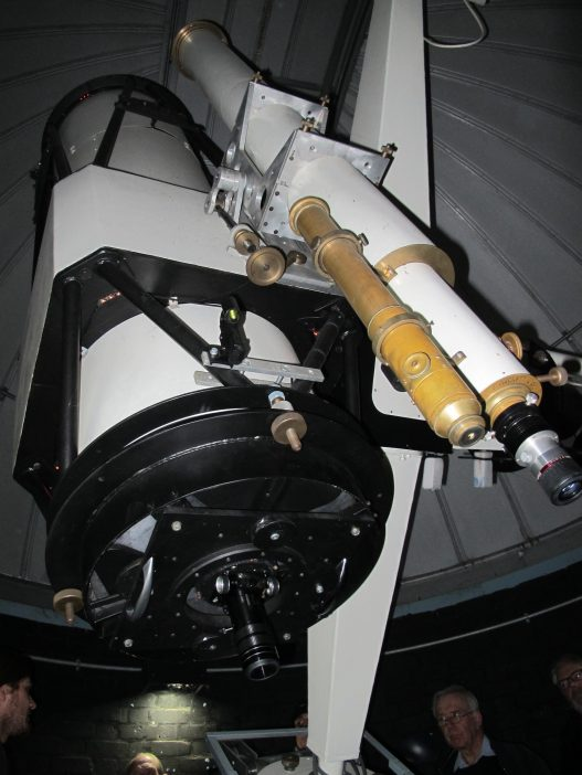 J.C.D. Marsh telescope