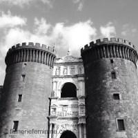 Naples in black & white
