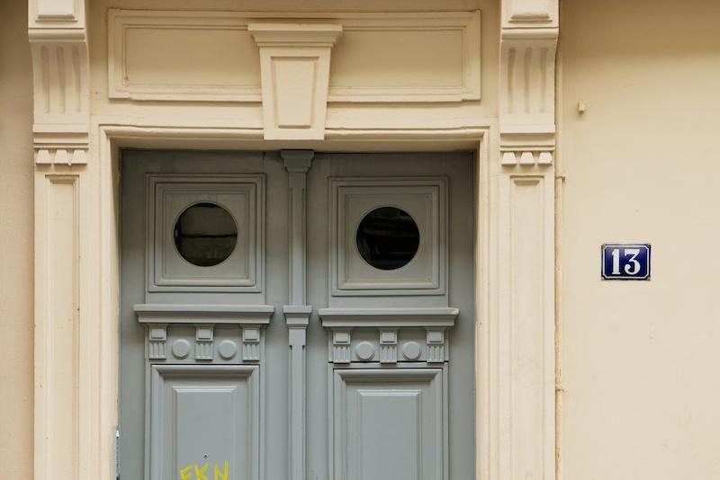13, Rue de Suez