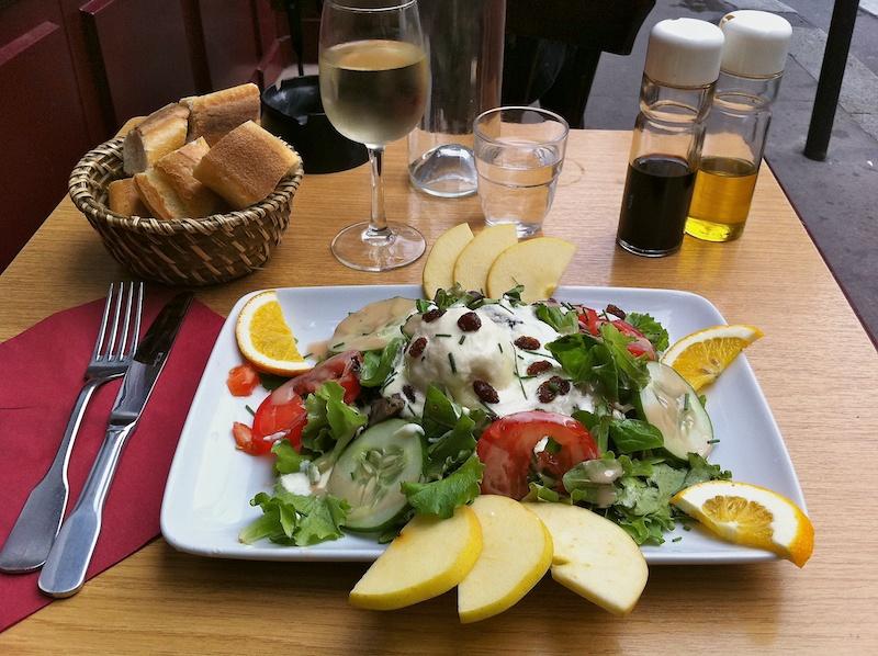 A wonderful lunch