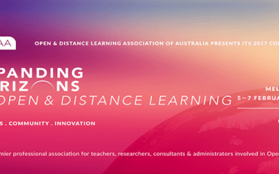 Expanding Horizons in Open & Distance Learning – ODLAA Conference