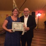 DEANZ Merit Award: Rachel Walley