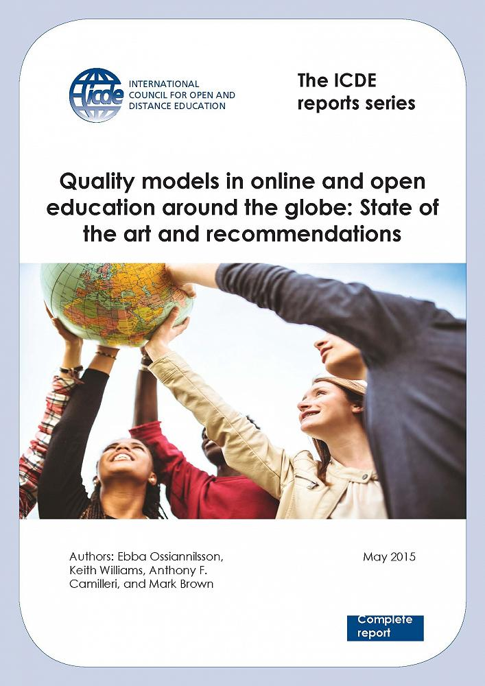 Quality in open, distance, flexible and online higher education.
