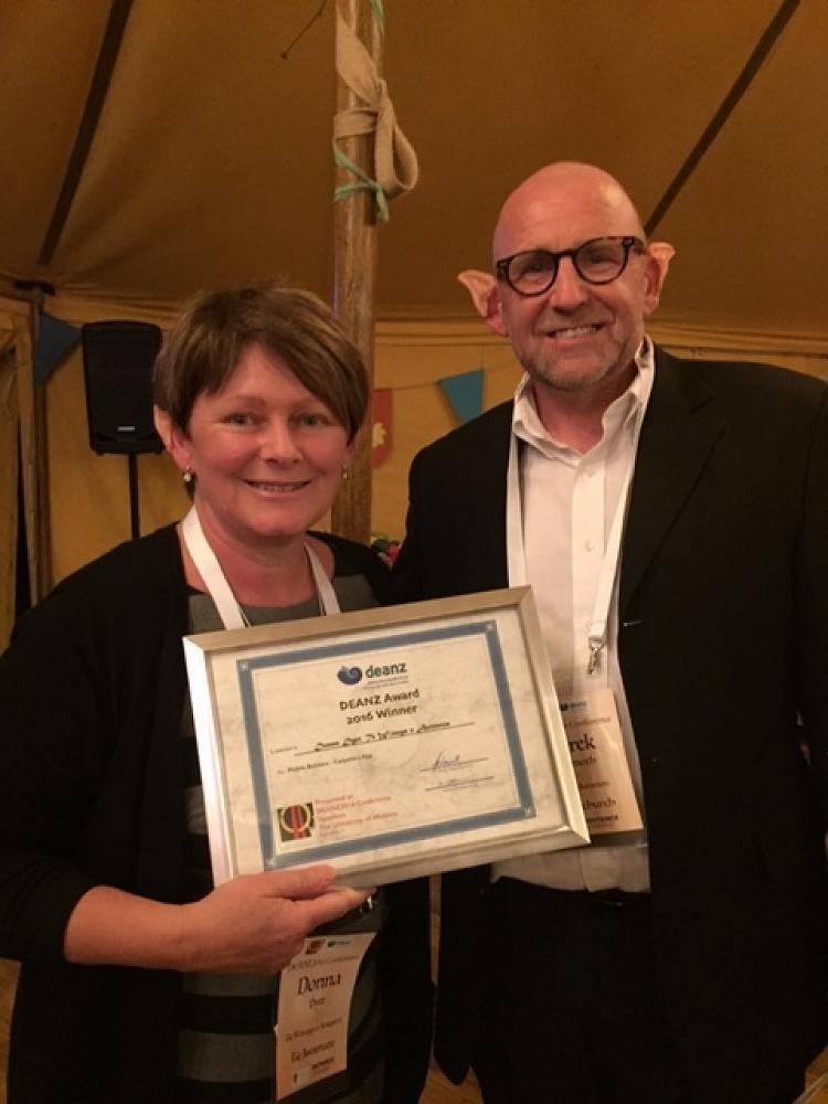 FLANZ Award – Nominations Invited