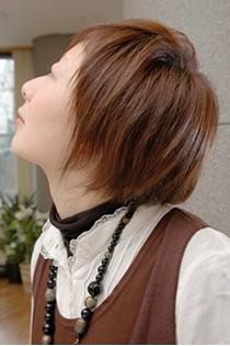 カット・ヘアカラー|横浜市、青葉区、藤が丘、美容室、フラップヘアー