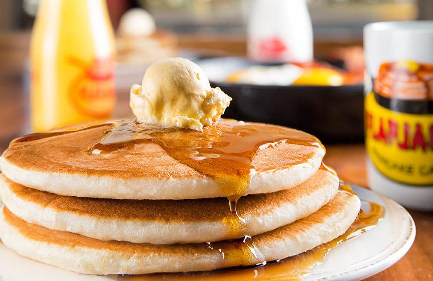 Voted Best Breakfast Pancakes