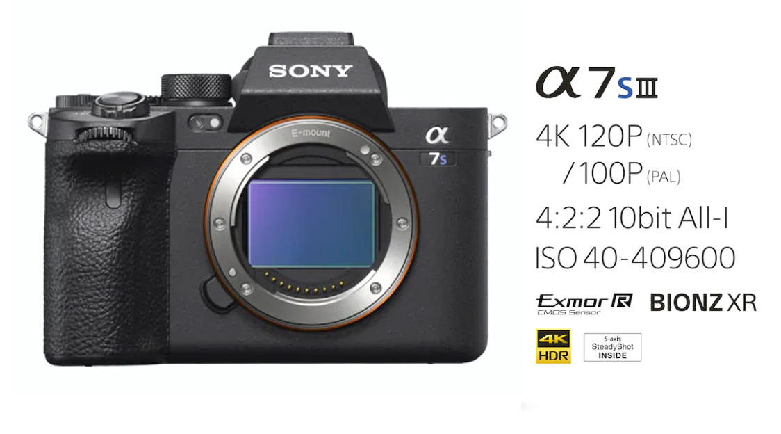 A7sIII features