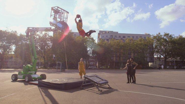 20ft Slam Dunk