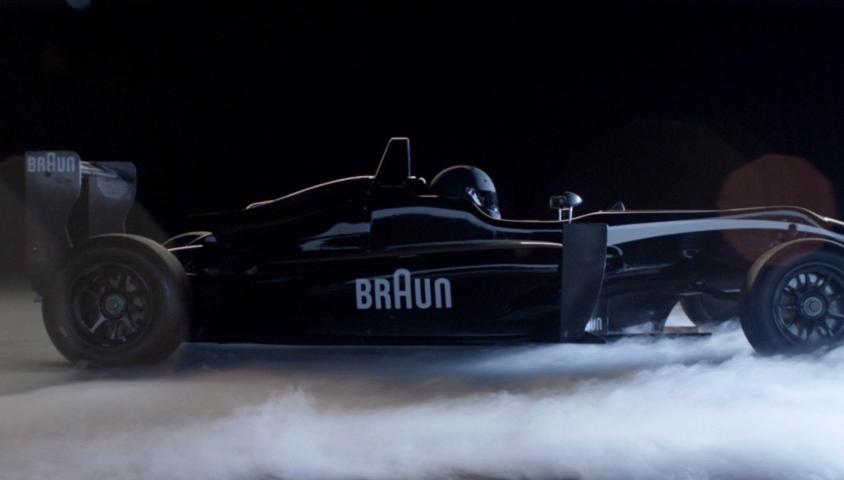 Shaver Race ft. Vettel