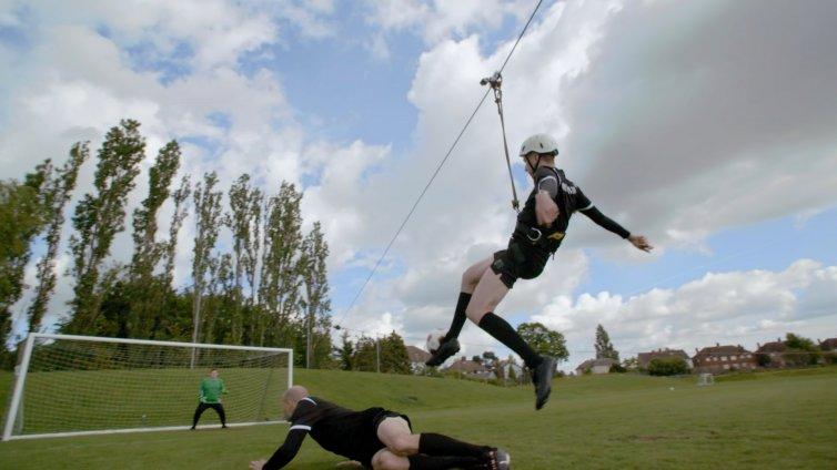 Zipline Football