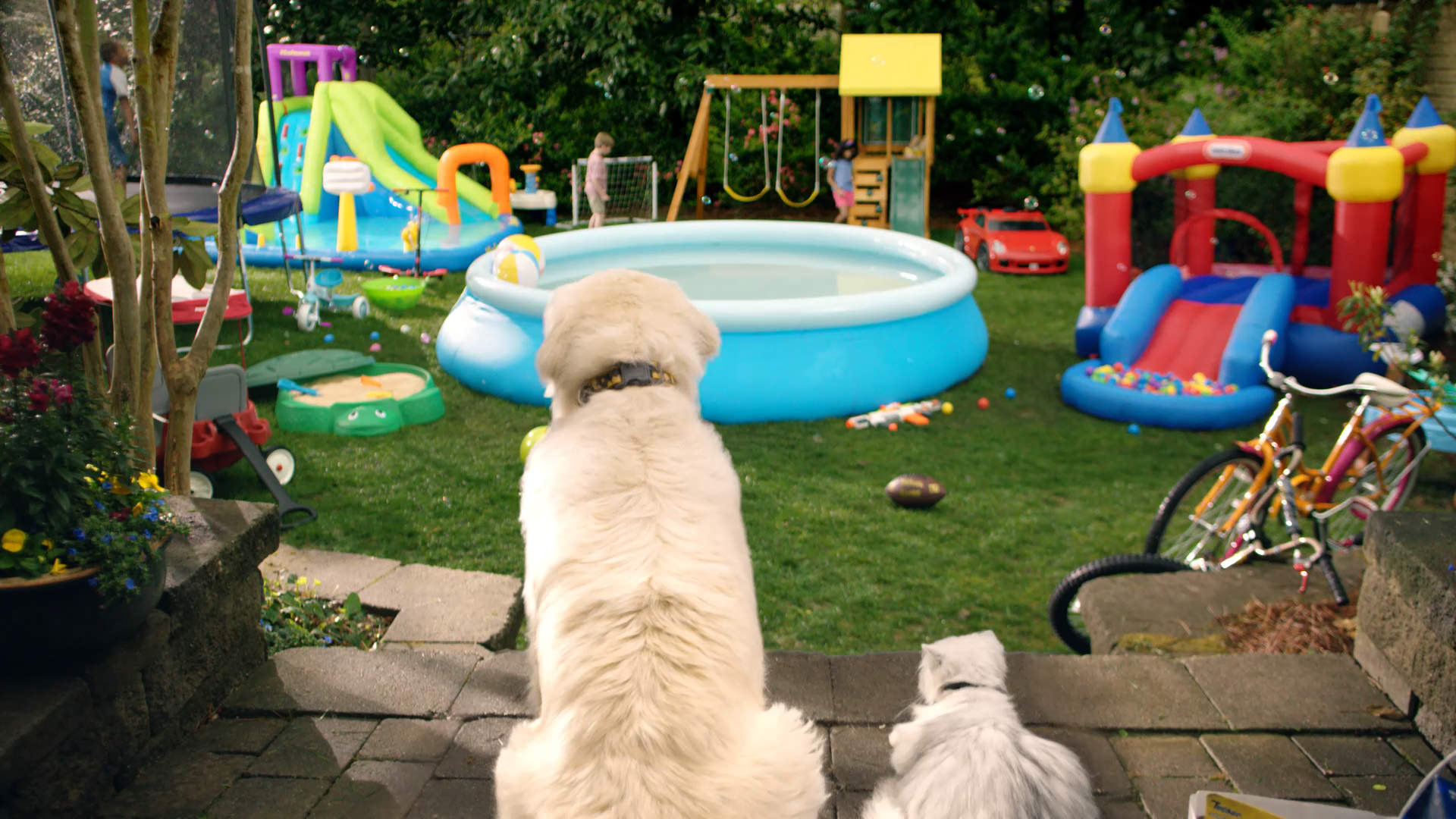 """Awesome Backyard have an awesome summer with an awesome backyard and toy """"r"""" us"""