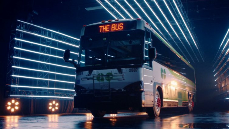 METROLINX – GO Transit – The Bus