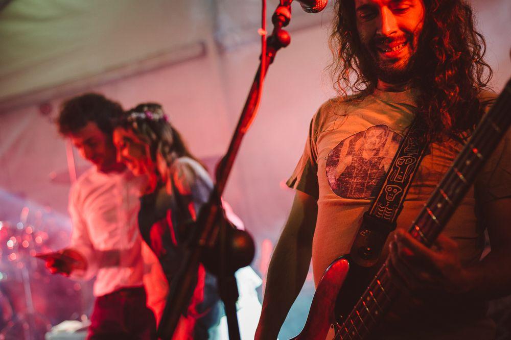 gaby morgan y los titanes del rock