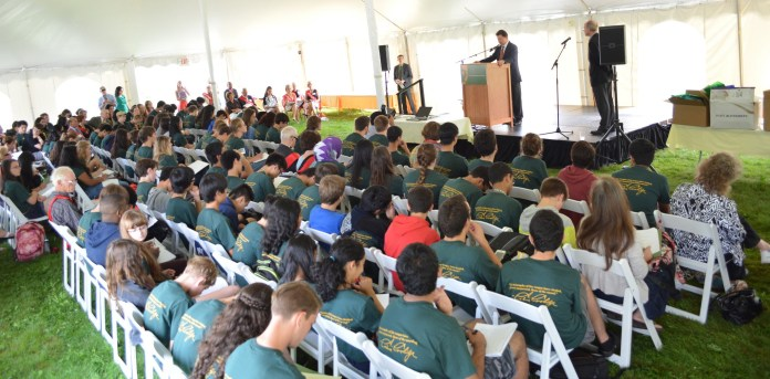 Students-in-big-tent1