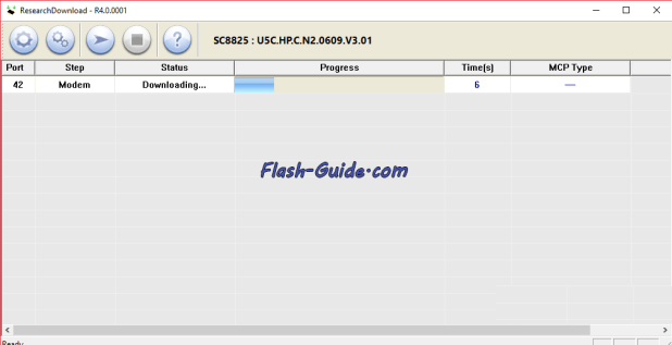 How To Flash Stock Rom Firmware On M-Horse 606W