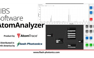 New AtomAnalyzer LIBS software is released!