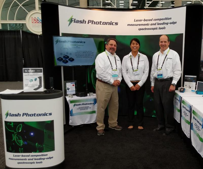 Flash Photonics at SciX 2018