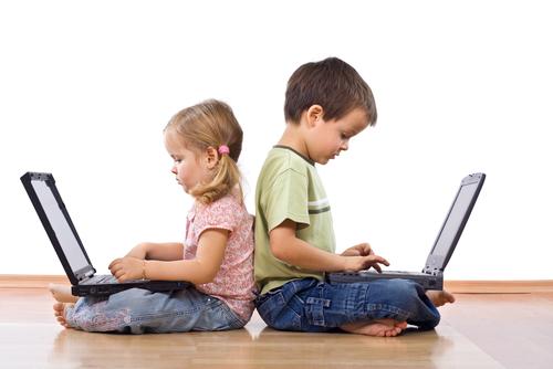 الانترنت والأطفال
