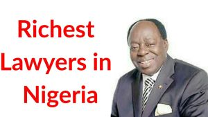list of richest lawyers in Nigeria