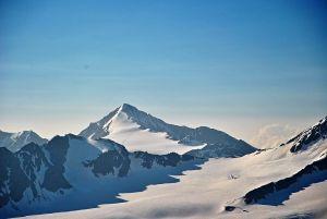 Similaun im Morgenlicht (Ötztaler Alpen, Tirol, Österreich)