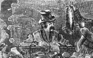 Rabbit Market (1872)