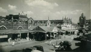 New Market, Kolkata, 1944
