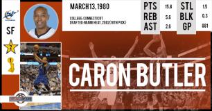 Caron Butler