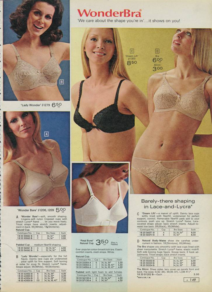 Vintage Catalog Scans Sears