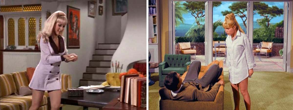 House Interior Bewitched